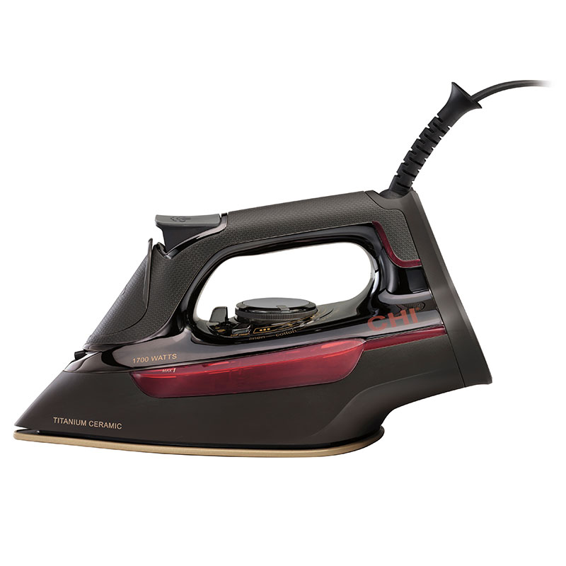 CHI Professional Iron 13104 - Side View