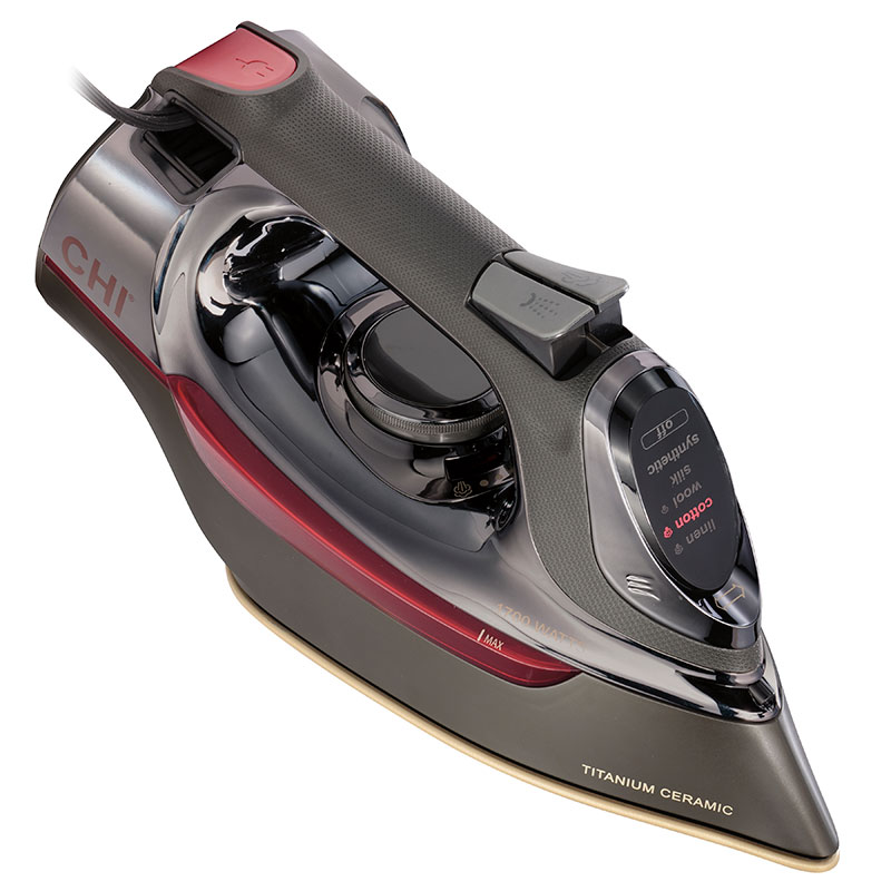 CHI Electronic Retractable Iron 13105 - Water Fill