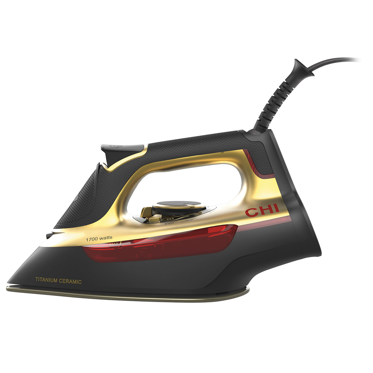CHI Professional Iron 13111 - Side View